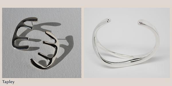 Simi Earrings  &  Bracelet 1