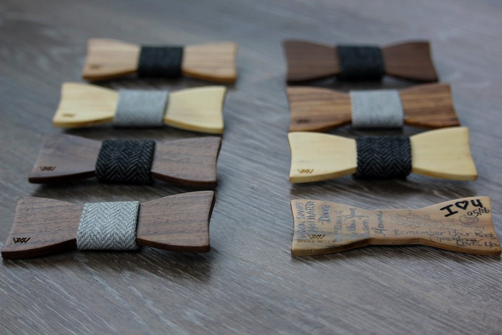 Wooden Bow ties, wood bow tie, wood bowtie, wooden bowtie, wood tie, wooden tie, Wood Wilder