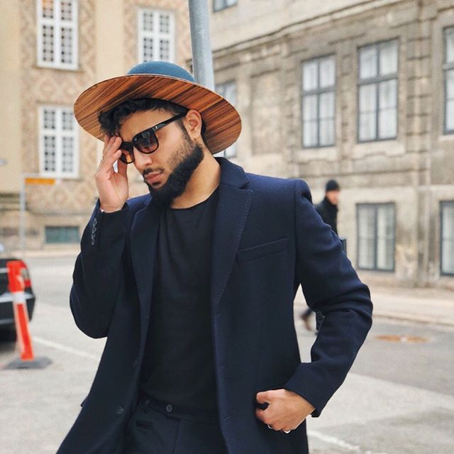 Has anyone ever walked through the streets of CPH as styled as @mikeafsharian?