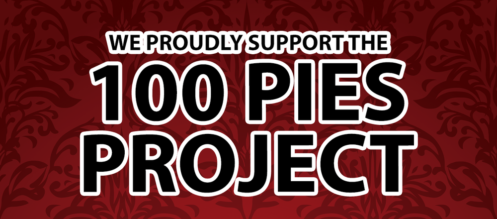 100 Pies Project Supporter