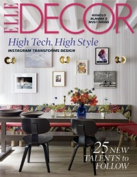 Elle Decor May 2017