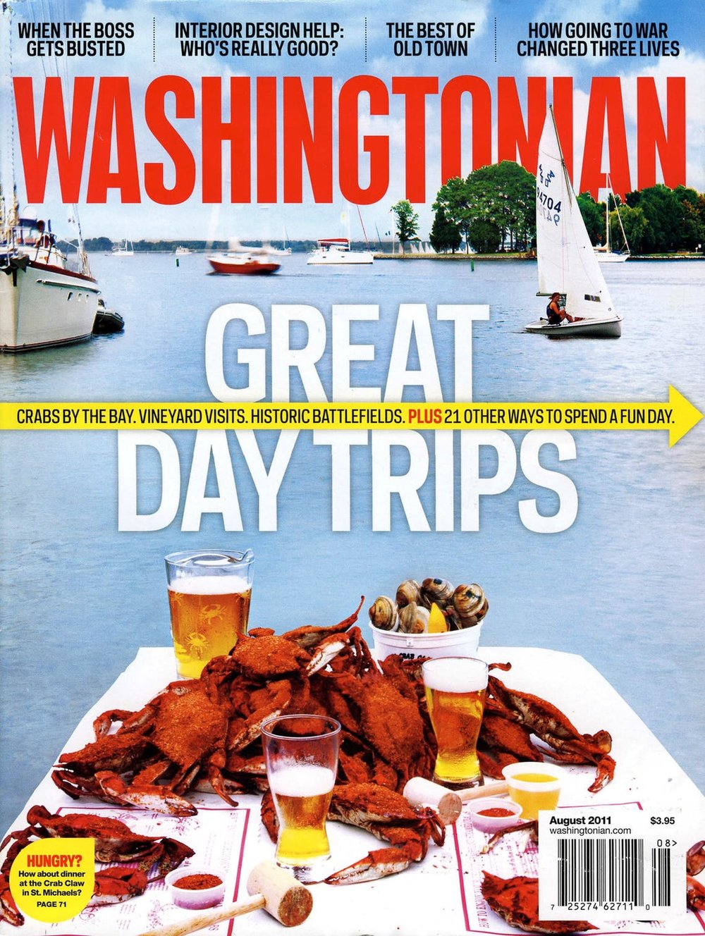 Washingtonian 2011