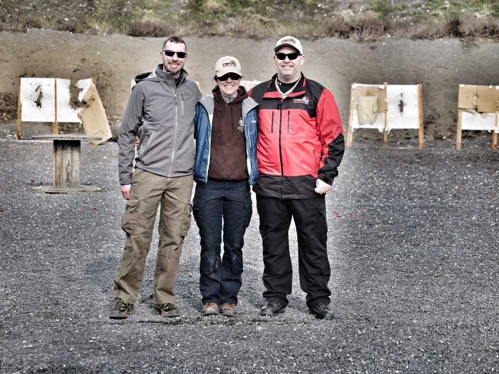 Amazing day at Central Basin Shooting school!