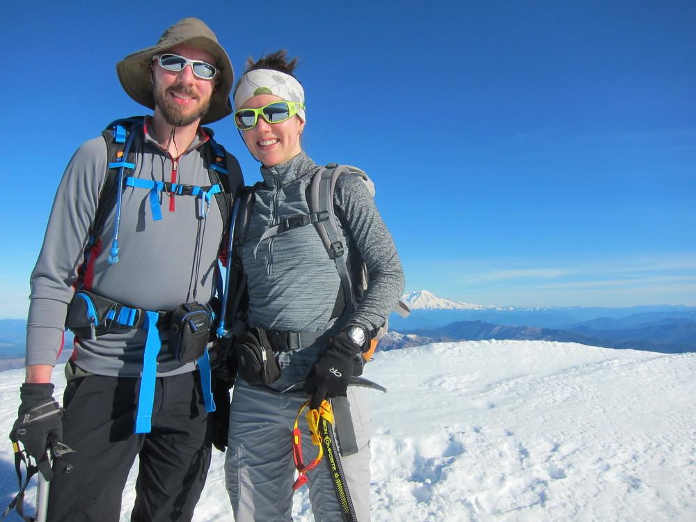 Volcano #5 - summit of Mt. Saint Helens