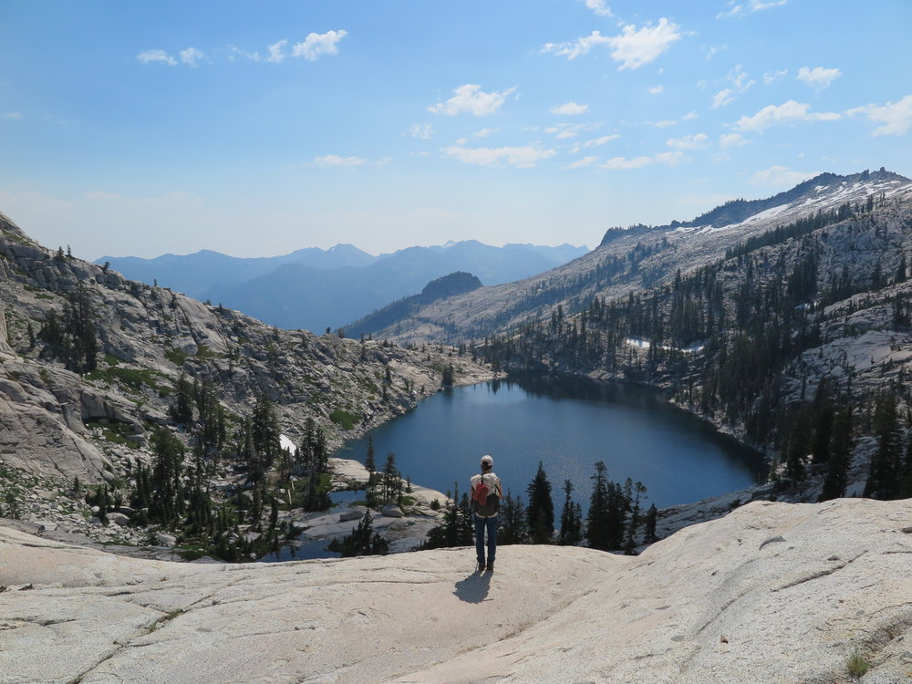 Smith Lake, Trinity Alps Wilderness