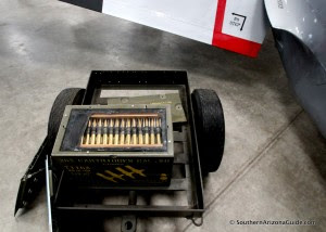 50 caliber ammo for P-51 Mustangs