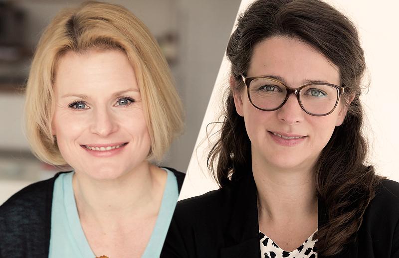 Katrin Lange & Susi Leyck - Unternehmerin & Gründerin