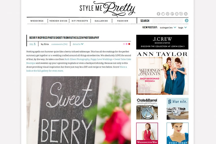 Sweet Berry Love Feature