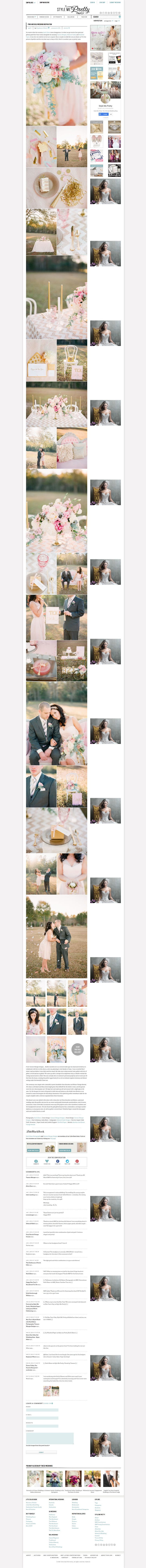 pinkandgoldwedding