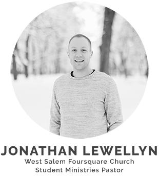 JONATHAN LEWELLYN West Salem Foursquare Church Student Ministries Pastor