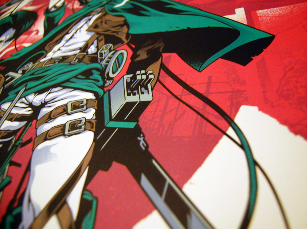 Iaccarino Attack On Titan Screenprint Detail (6).JPG