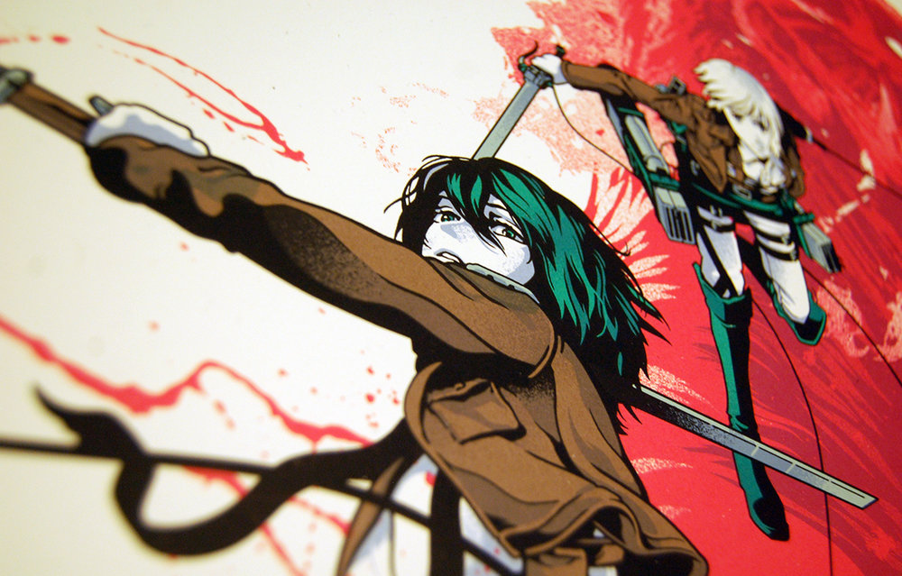 Iaccarino Attack On Titan Screenprint Detail (8).JPG