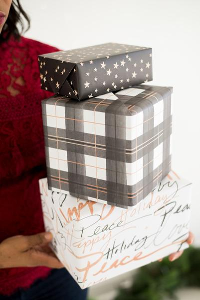 Khristian Howell Gift Wrap