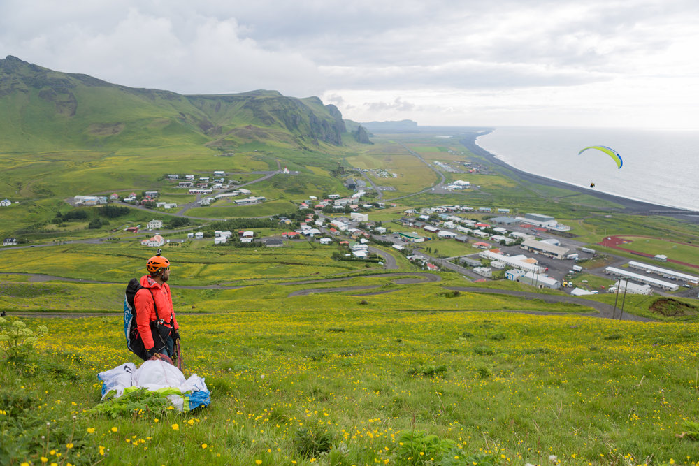 Vik, Iceland straight out of a story book.  Photo:  Chris Harder
