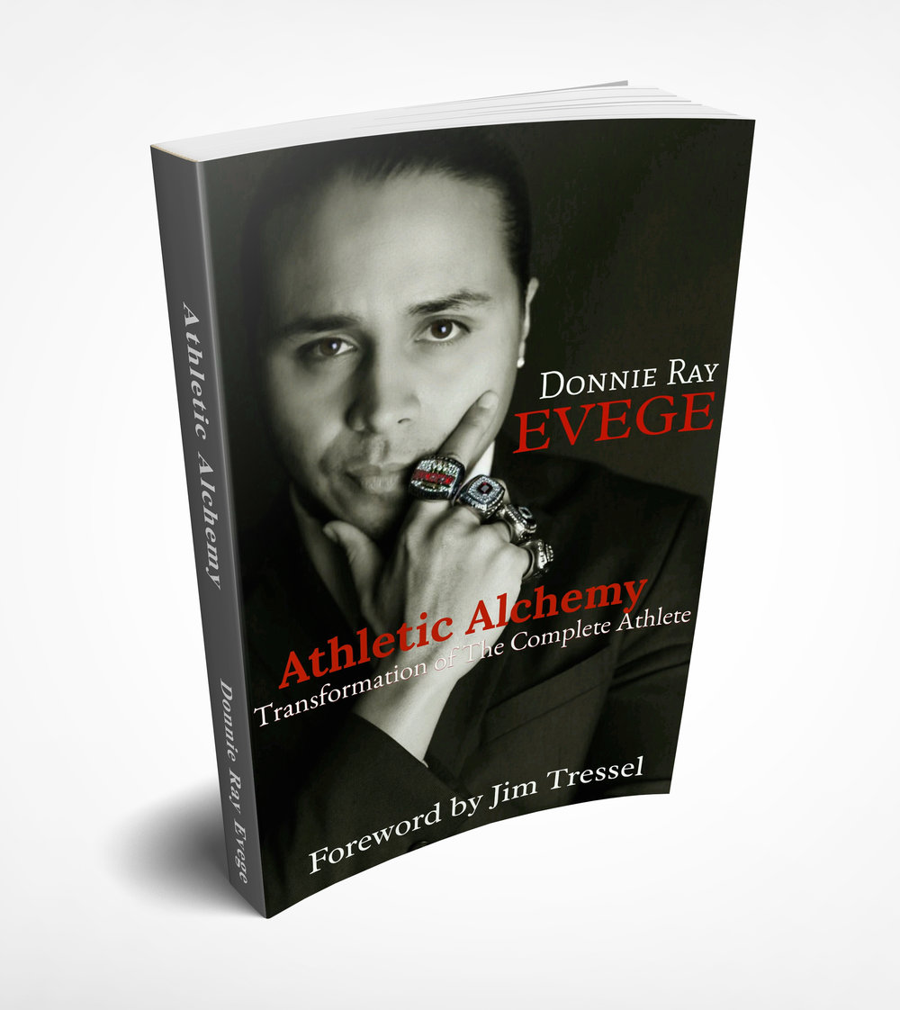 Checkout Donnie's Book below! -