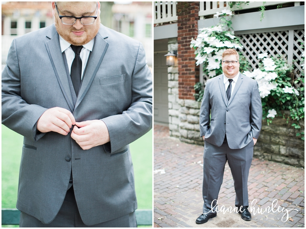 groom portraits covington kentucky