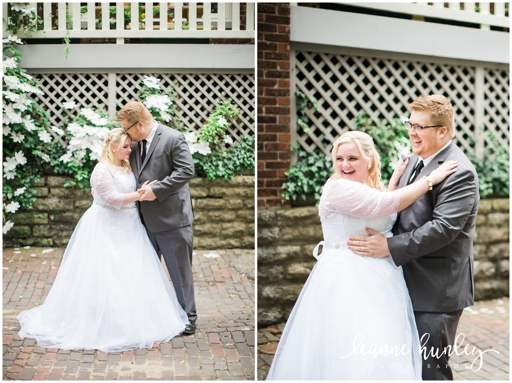 first look and bride and groom portraits covington kentucky