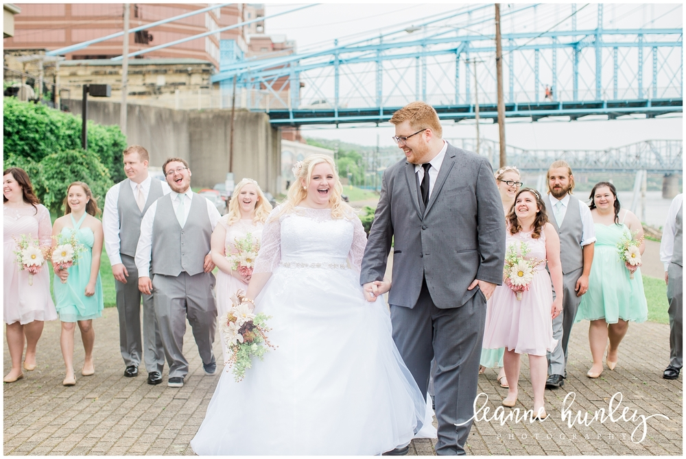 bridal party covington kentucky