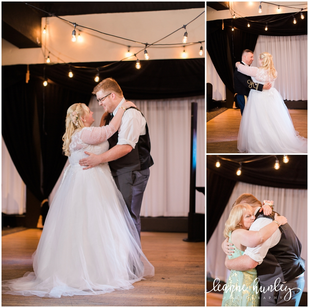 first dances at madison event center in covington kentucky