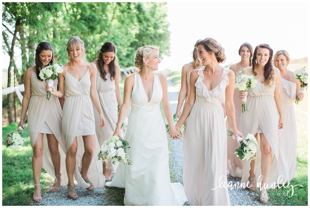 bridemaids in kentucky