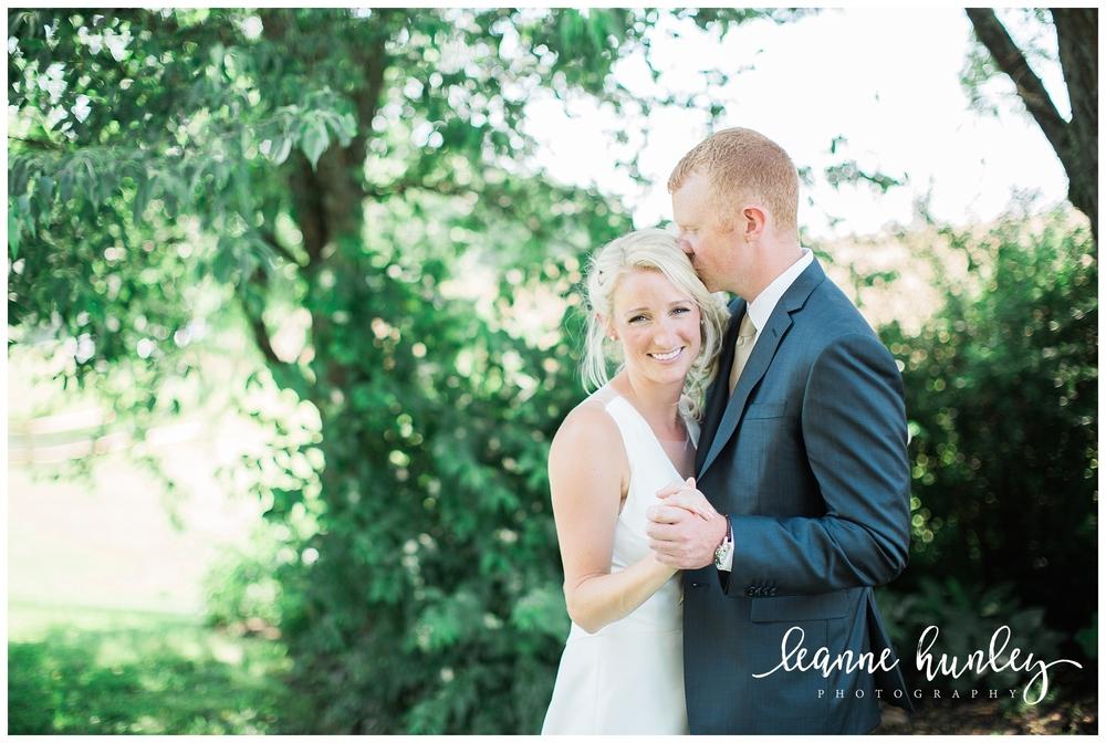 Bride + Groom Portraits in Mays Lick Kentucky