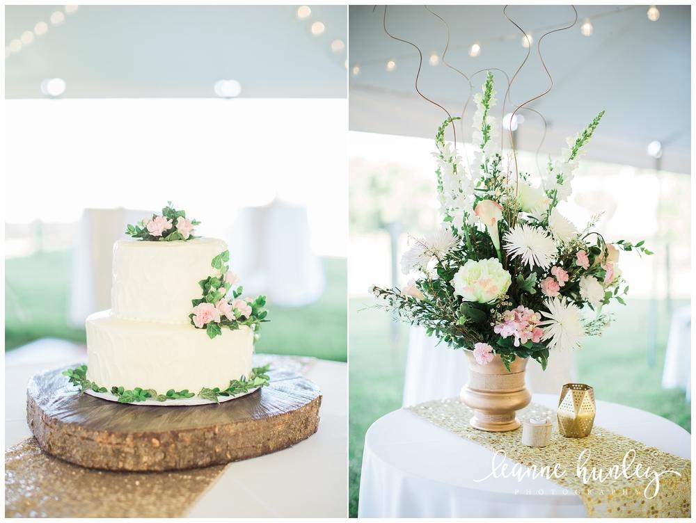 wedding cake and details wedding in kentucky