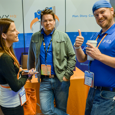 Our attendees are engaged and looking for your products and services. Bring your A-game and leave with new connections and quality leads.