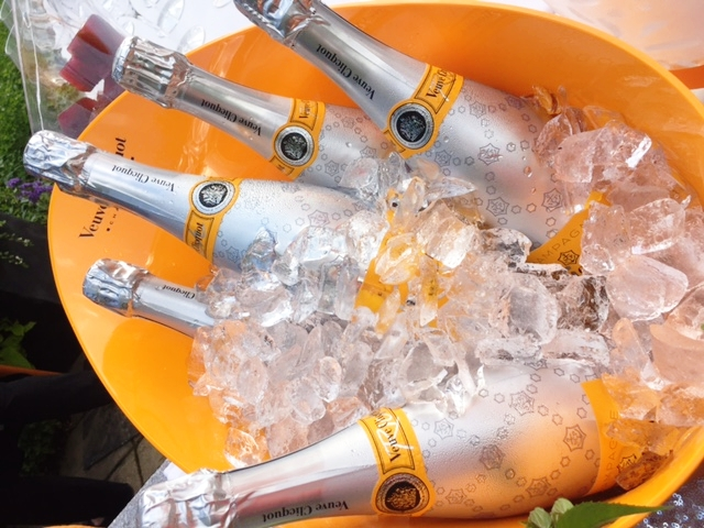 Veuve Clicquot Rich at Langdon Hall