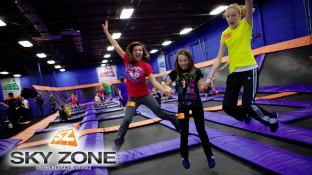 Credit: Sky Zone Indoor Trampoline Park