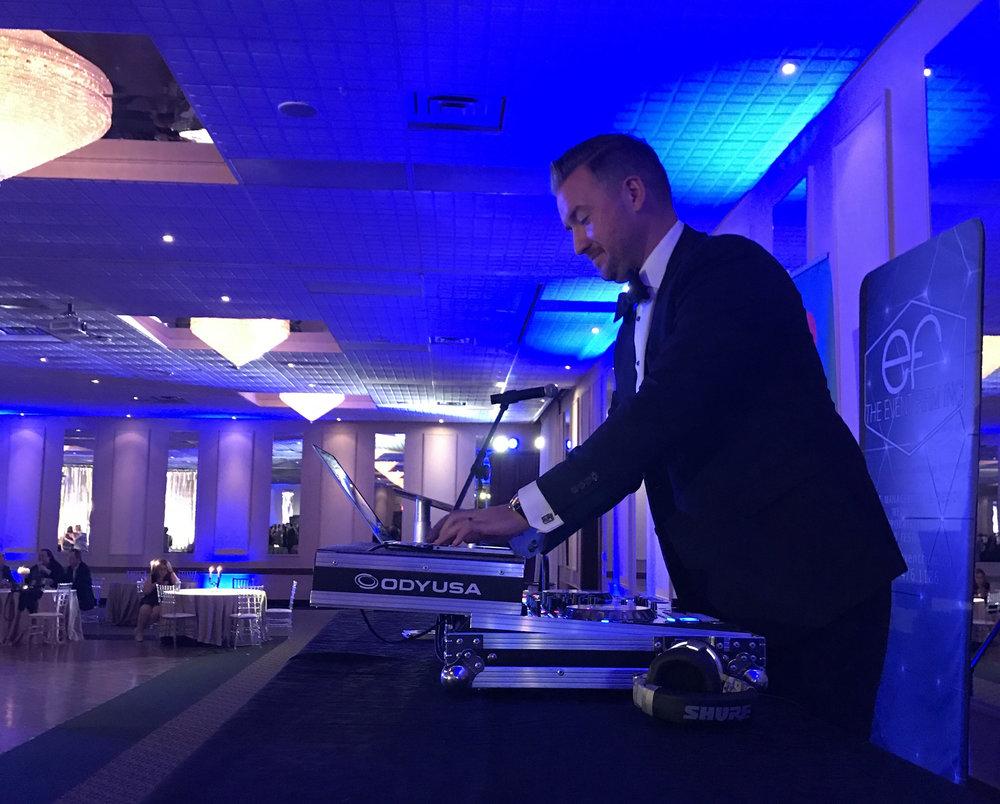 DJ Kyle Benny Lava