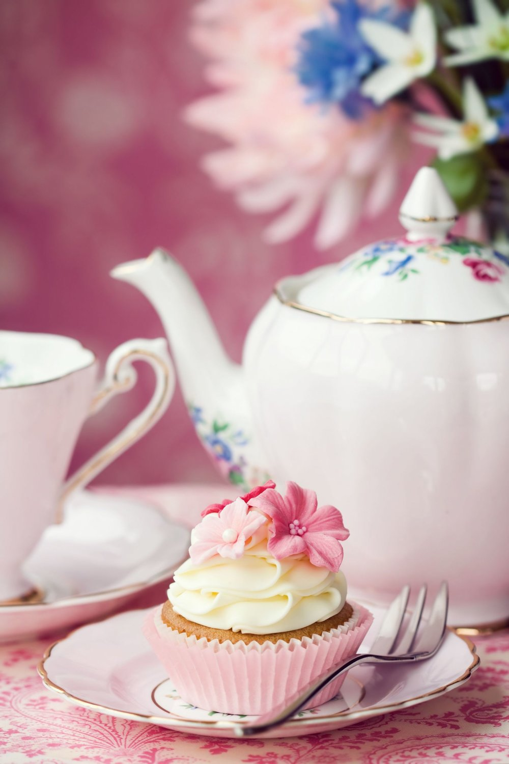 HIGH TEA FOR THE ROYAL WEDDING — The Event Firm Inc.