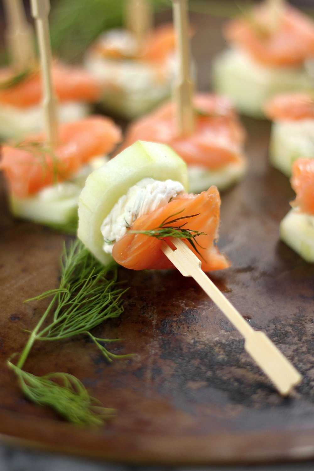 Salmon & Cream Cheese