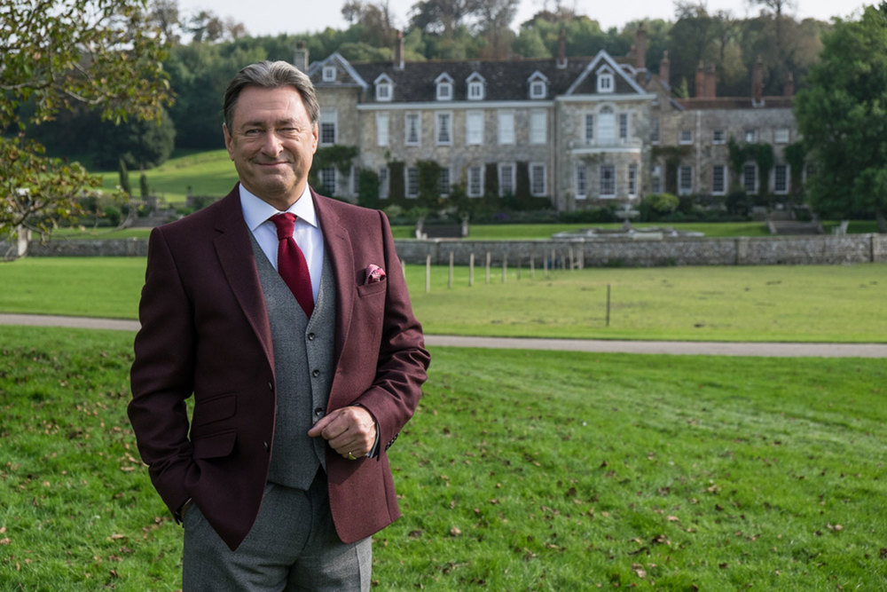 Welcome To Masterpiece with Alan Titchmarsh