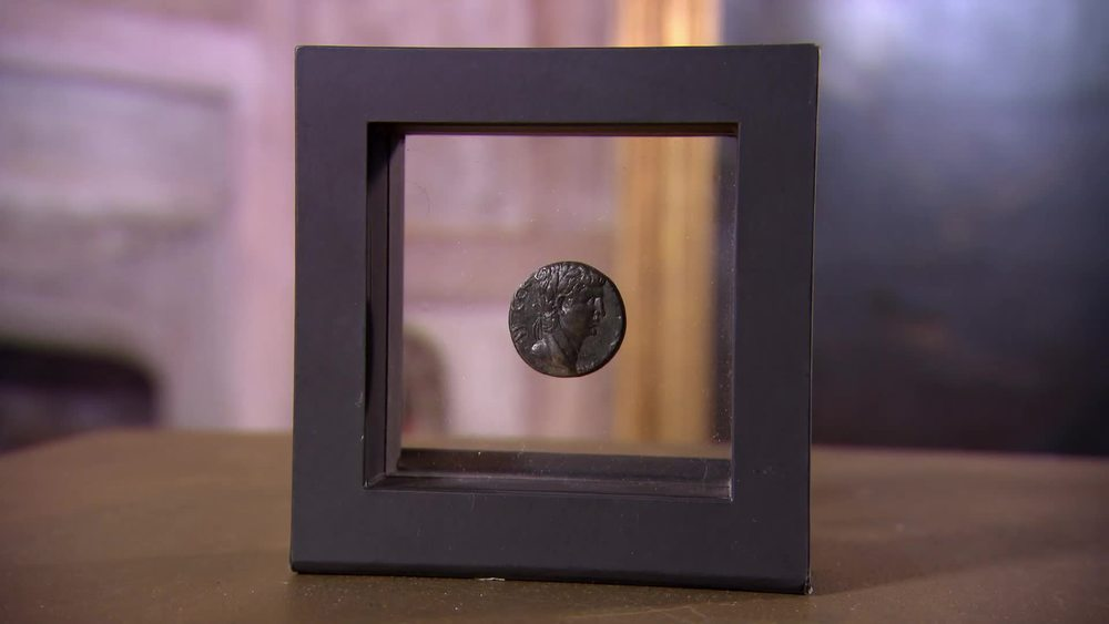 A Roman Coin of Claudius (A.D. 41-54). £300 | Baldwin's | www.baldwin.co.uk