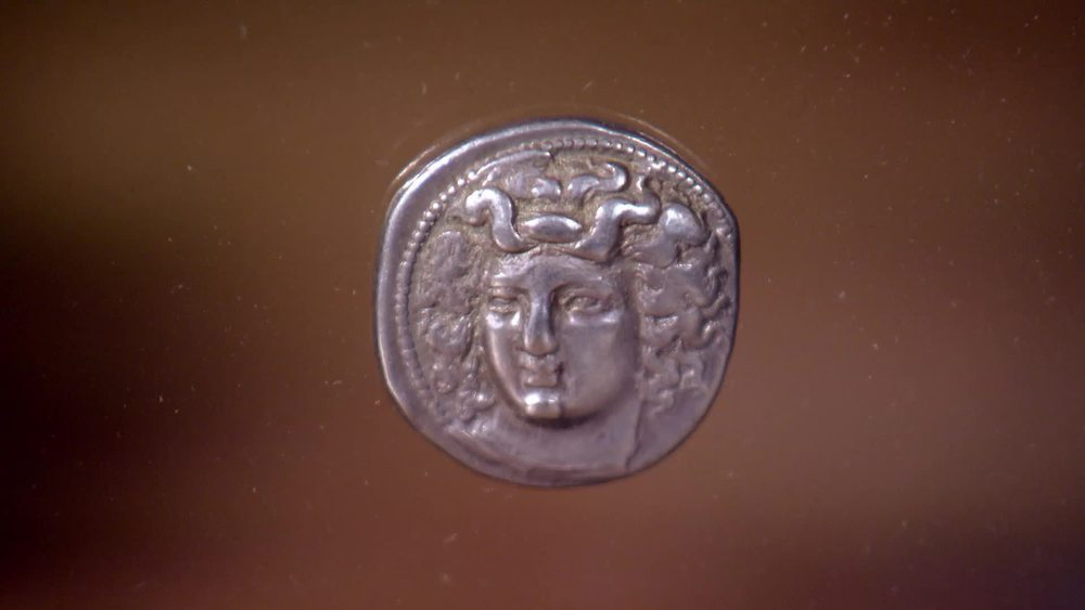 Thessaly, Larissa (c. 356-342 B.C.), Silver Drachm. £850 |Baldwin's |www.baldwins.co.uk
