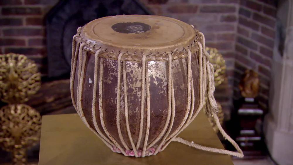 Indian Tabla Drum 1910. £270 | Private Collection