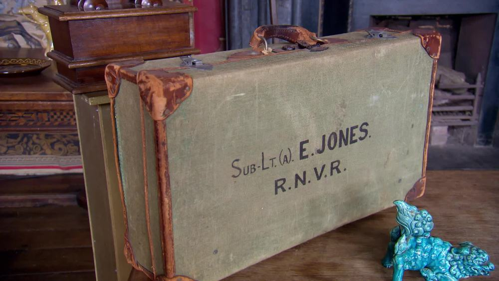 Military Suitcase. £100 | Private Collection.
