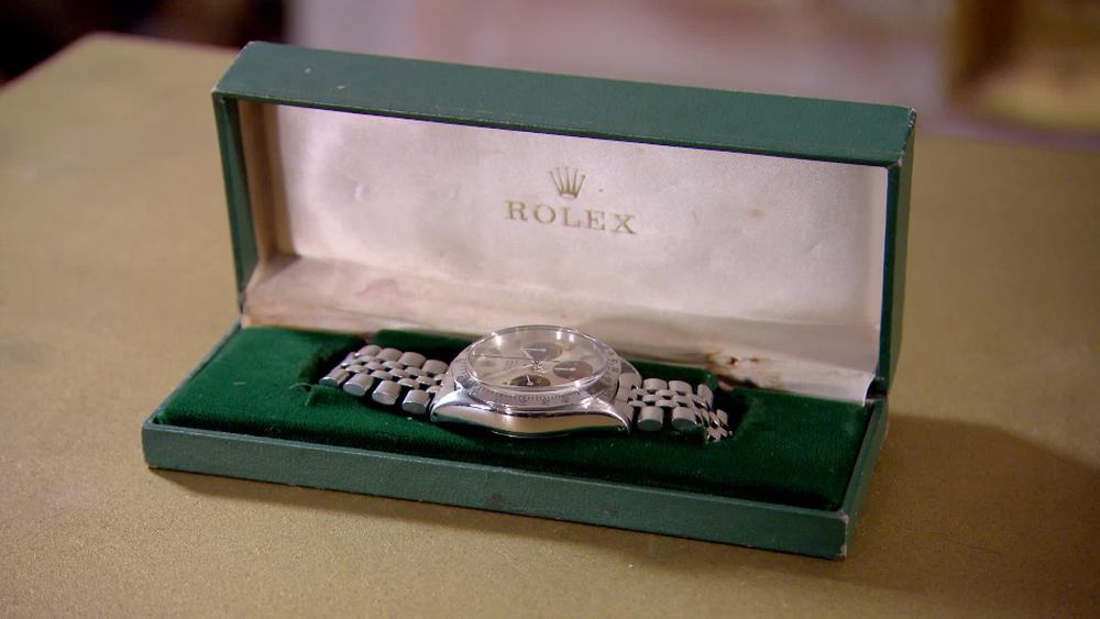 1965 Daytona Cosmograph Rolex. £50,000 |Xupes |www.xupes.com