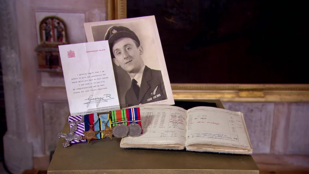 WW2 1953 radar reconnaissance Flight Order, distinguished flying cross with log books. £3300 |London Medal Company |www.london-medals.co.uk