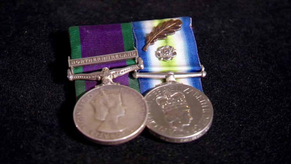 Northern Ireland and Falklands War Battle of Mount Tumbledown £10,000 | London Medal Company | www.london-medals.co.uk