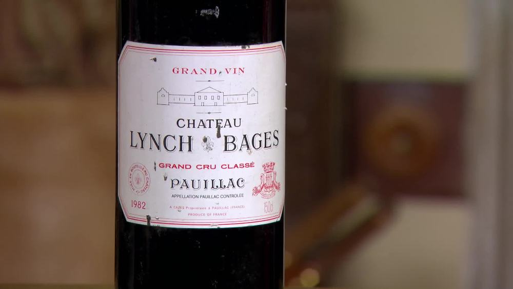 Magnum of Chateau Lynch Bages 1982 vintage. £700 | Private Collection