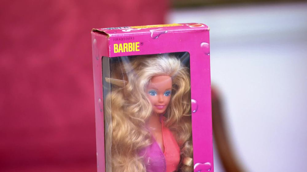 Special edition Wet and Wild Barbie 1980's. £20 | Private Collection