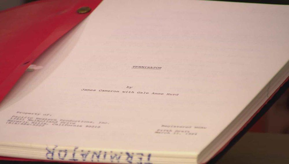 Terminator Script Price:£1,490
