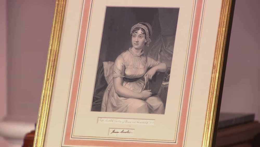 Jane Austen Signature Price: £32,500 Visit Peter Harrington website