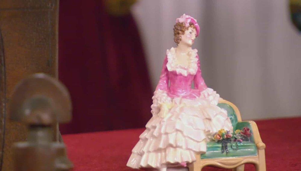 Royal Doulton 'Sonia' figurine Price:£480 Visit Alfie's Antiques website