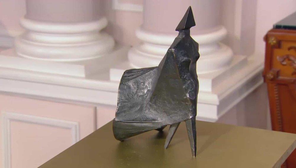Lynn Chadwick Sculpture Price:£48,000 Visit Jeroen Markies website