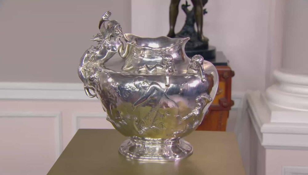 Silver (plated) Wine Cooler Price:£1,950 Visit Jeroen Markies website