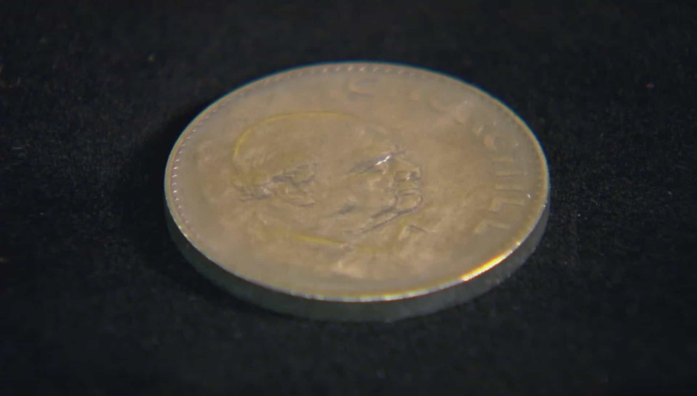 Winston Churchill Coin Price: £40 PRIVATE COLLECTOR