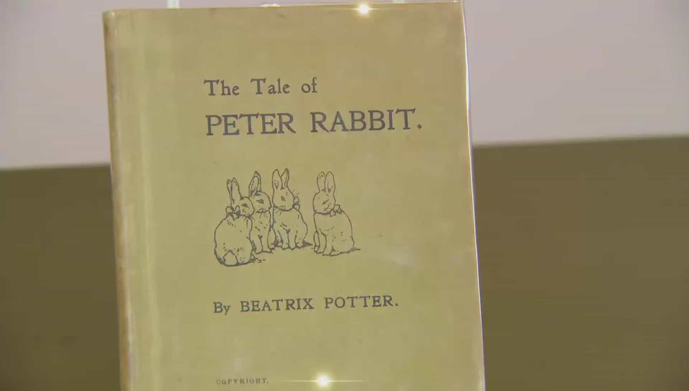 Peter Rabbit first edition Price: £20,000 Visit Peter Harrington website