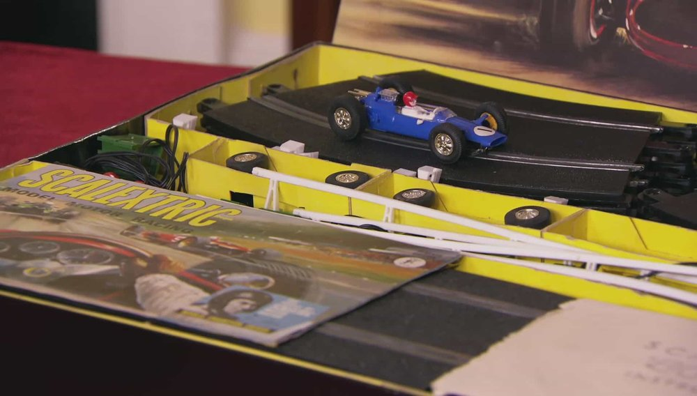 Scalextric Racing Set Price: £200 Visit RAM Collectible Toys website